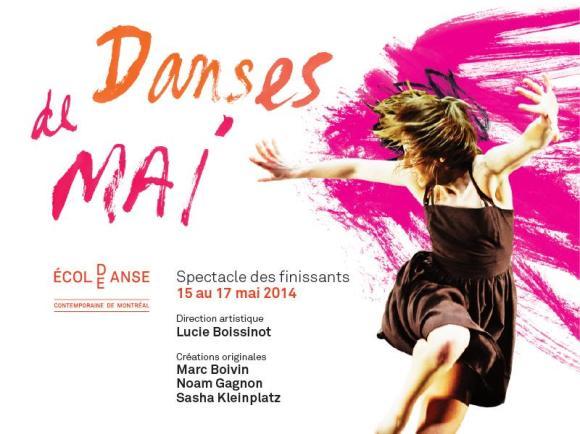 Danses de mai 2014